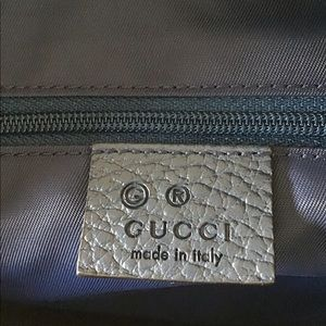 Gucci Bags - Gucci Toiletries cosmetic Bag.
